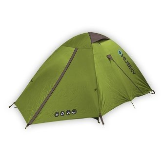 Husky Outdoor Zelt Bizam light green (2 Personen)
