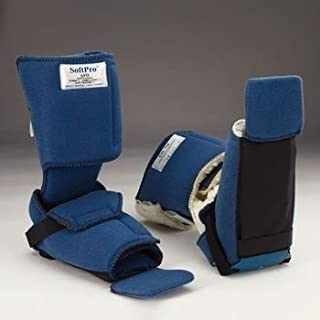SoftPro In-Bed AFO Boot Smooth, Size: Large, Length of Foot: 11 1/4
