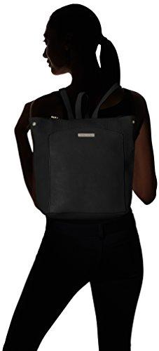 Tamaris - Elsa Backpack, Borse a zainetto Donna Nero (Black Comb.)