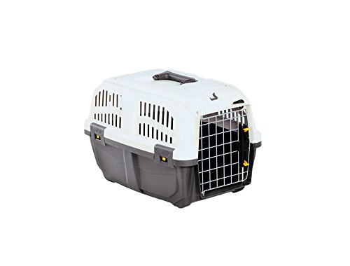 """Nobby 72125 Transportbox für mittlere und große Hunde """"Skudo 2 Iata"""" 55 x 36 x 35 cm"""