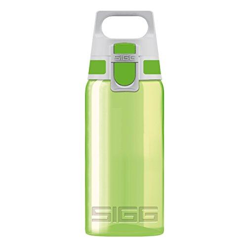 Sigg Viva ONE Green, Sport, 0.5 L, Polypropylen, BPA Frei, Grün Trinkflasche, Kunststoff