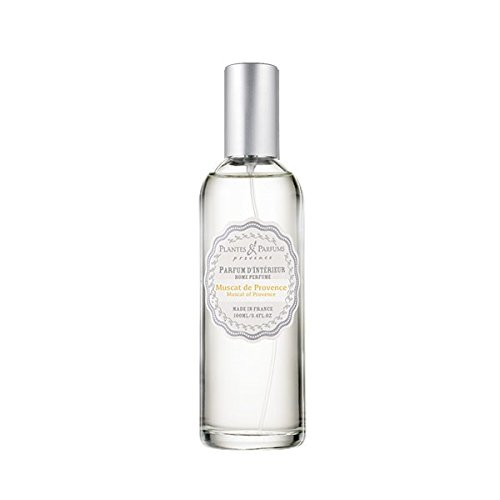 Pflanzen und Parfums de Provence-80635-Parfum d 'interieur Spray 100ml Muscat de Provence