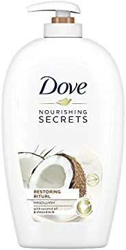Dove Nourishing Secrets Restoring Ritual Hand wash with Coconut Oil and Almond Milk, 500 ml