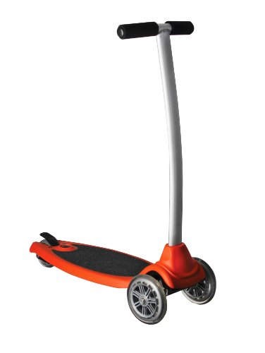 Phil & Teds Europe BV, Monopattino Freerider 2 in 1, senza connettore per passeggino, Arancione (Orange)