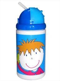 Little's Water Bottle-Cool (Blue)