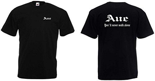 world-of-shirt Herren T-Shirt Aue Ultras S-XXXL