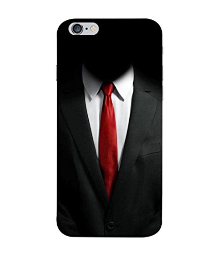 PrintVisa Designer Back Case Cover for Apple iPhone 6 (Suit shirt tie formal decent)  available at amazon for Rs.385
