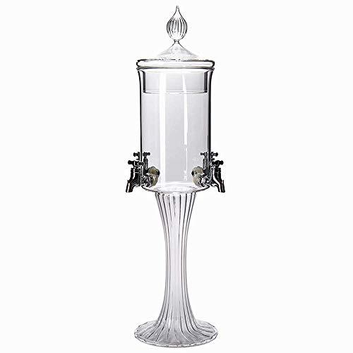 ALANDIA Absinth-Fontäne/Absinthe-Fontaine Chat IV | Klassisches Design | 4 Hähne