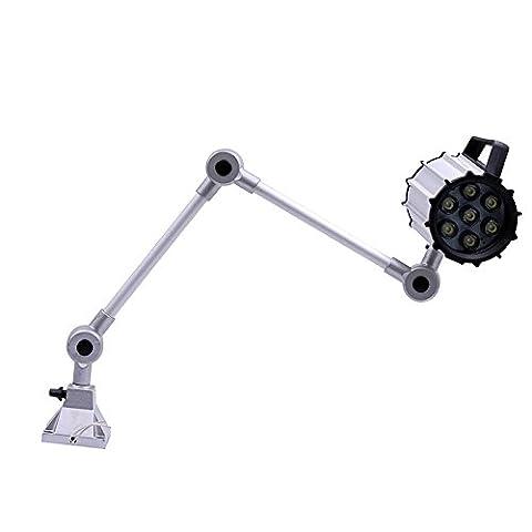 Vintage Industrial Halogen Wolfram Maschine Arbeitsleuchten Einstellbare Winkel Lange Arm Aluminiumlegierung Tischleuchten Mechanische Beleuchtung Geeignet für kleine Werkzeugmaschinen mit drei Styles ( Color : Style 3 )