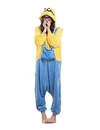 Kigurumi Pyjama Adulte Anime Cosplay Halloween Costume Tenue