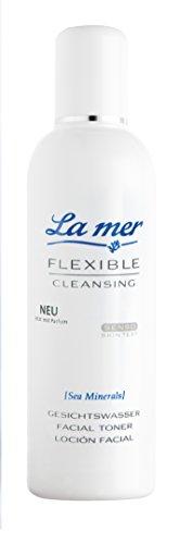 LA MER FLEXIBLE Cleansing Gesichtswasser 200ml mit Parfum ohne Alkohol