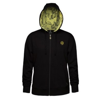 World of Warcraft Azeroth Allianz Herren Zip-Up Hoodie (extra large)
