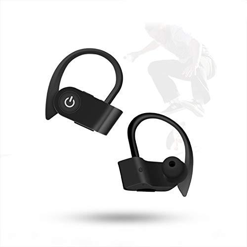 DANGSHUO TWS Auriculares inalámbricos Bluetooth 5.0 resistentes al sudor