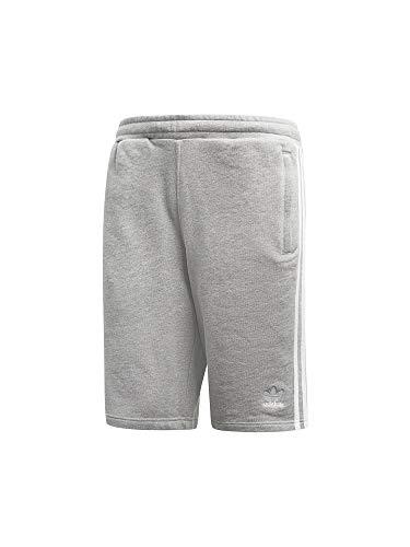 Adidas dh5803, pantaloncini uomo, medium grigio heather, s