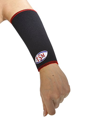 TSM 2111 Sports Bandage Forearm Cuff Active Black Size L
