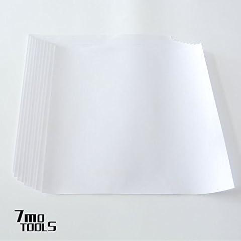 30,5x 30,5cm trasparente carta di trasferimento per vinile autoadesivo, Craft Cutters, decorazione da parete, segni, (Vinyl Artigianato Segni)