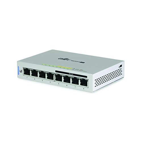 UniFi Switch 8 60W, US-8-60W