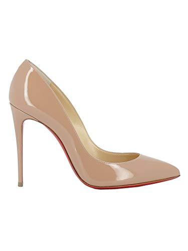 30d7c6bc4ad Luxury Fashion | Christian Louboutin Mujer 3140495Pk1a Rosa Cuero Zapatos  Altos | Season Permanent
