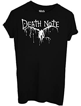 T-Shirt DEATH NOTE - CARTOON by Mush Dress Your Style