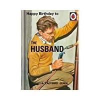 "Ladybird Books for Grown-Ups""The Husband"" Birthday Card"