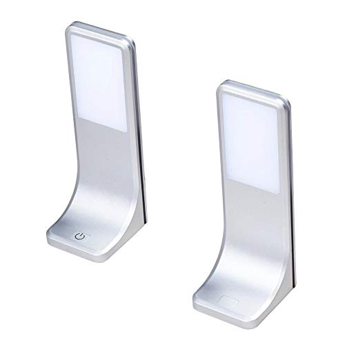 LED Unterbauleuchten Küchenleuchte Küchenleuchten Panel Unterbauleuchte Küche, Auswahl:2er SET, Lichtfarbe:neutralweiß -