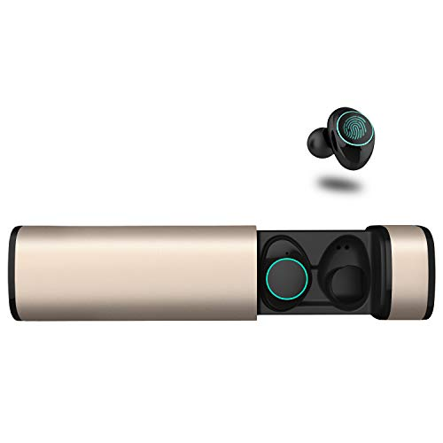 Arbily Bluetooth Kopfhörer Kabellos In Ear True Wireless Earbuds mit Portable Mini...