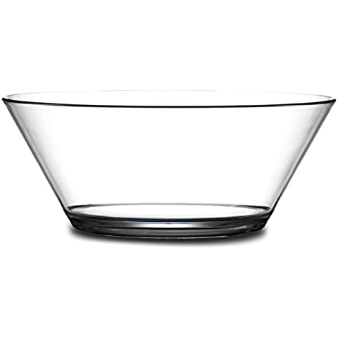 Elite Polycarbonate Serving Bowl 1.75ltr - Virtually Unbreakable Plastic Bowl