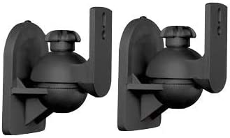SB-28, Swivel & Tilt Satellite Speaker Wall Mount