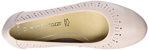 Marco Tozzi Premio 22500, Scarpe con Zeppa Donna Rosa (Rose 521)