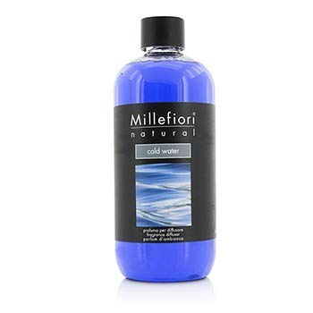 Millefiori Natural Ricarica per diffusore di fragranza per ambienti 500ml fragranza Cold Wat