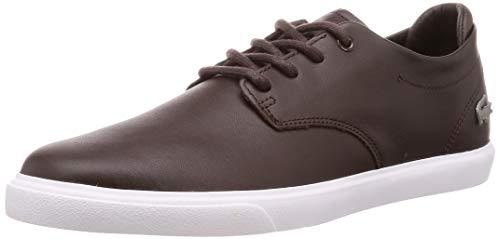 Lacoste Herren Esparre Bl 1 Sneaker, Braun (BRW/Wht 2a6), 47 EU
