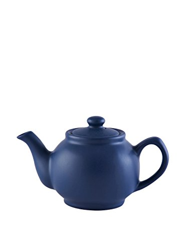 Price & Kensington Teekanne für 2Tassen, Marineblau, matt