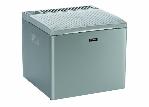 Dometic 9105203766 CombiCool RC1205GC Three-Way Portable Absorption Coolbox, 12 V/230 V, Silver, 40 Litre