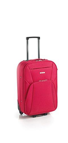 Syna de John Travel, maleta de cabina 30 L – 55 cm – roja