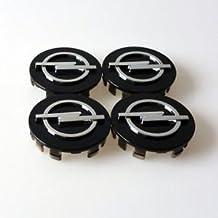 yongyong2018888 Juego de 4 tapacubos de 58 mm con el logotipo de OPEL para coche,