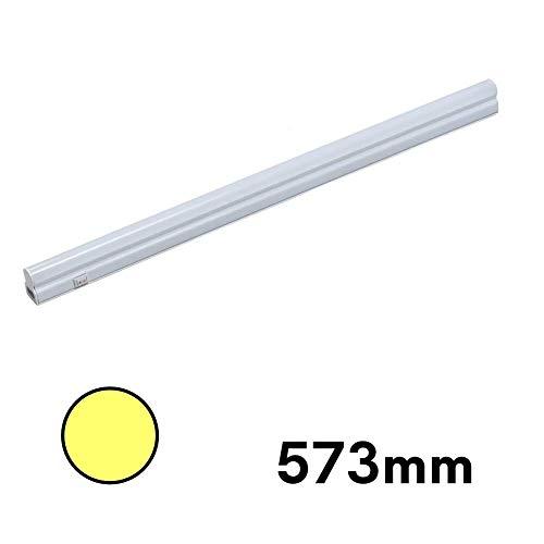 LED Küchenleuchte Unterbauleuchte Aufbauleuchte Küchenlampe Unterbaustrahler SET, Lichtfarbe:warmweiß, Länge:573mm