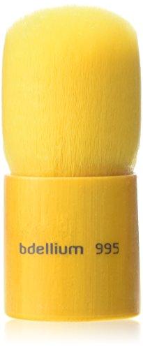 Bdellium Tools Professioneller Make-up-Pinsel gelb Bambu Serie Kabuki (Make-up-pinsel Gelb)