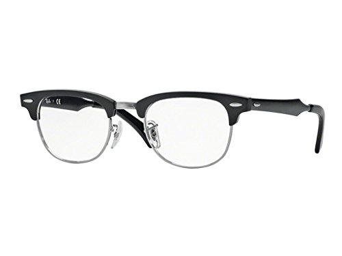 Ray Ban RX6295 Brushed Black - 49