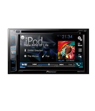 pioneer avh-x2790bt - lcd touchscreen dvd player (double din) Pioneer AVH-X2790BT – LCD Touchscreen DVD Player (Double DIN) 31yDd52nl5L