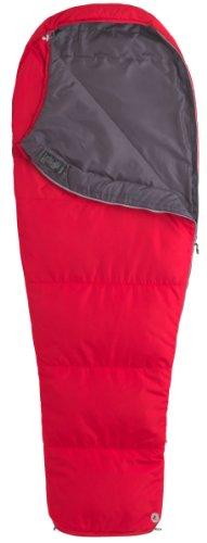 Marmot NanoWave 45-Schlafsack, Team Red