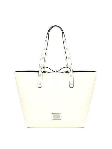 Liu jo shopping reversible white/black