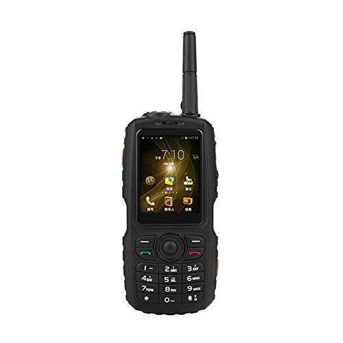 JUNERAIN A17 Walkie Talkie IP67 Impermeable 3G Teléfono FM Radio Dual SIM Smartphone