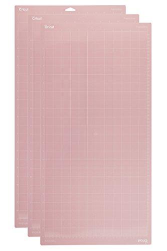 Unbekannt Cricut Schneidematten - 30,5 x 30,5 cm Leichter Griff, Rose, 12