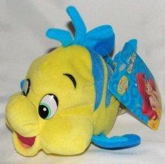 Preisvergleich Produktbild 6 Disney on Ice The Little Mermaid Flounder Plush by Disney