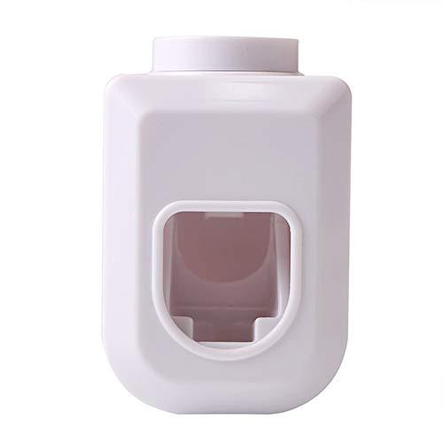 4 Unze Zahnpasta (RONGYE Selbstklebende Zahnpasta-Rohrpresse mit Saugnapf, zur Wandmontage, für Badezimmer, 1 Stück - 4#)
