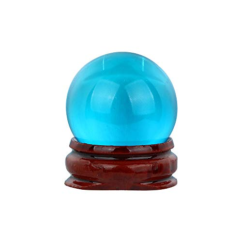 TianranRT Caliente.30mm Natural Cuarzo Magia Cristal