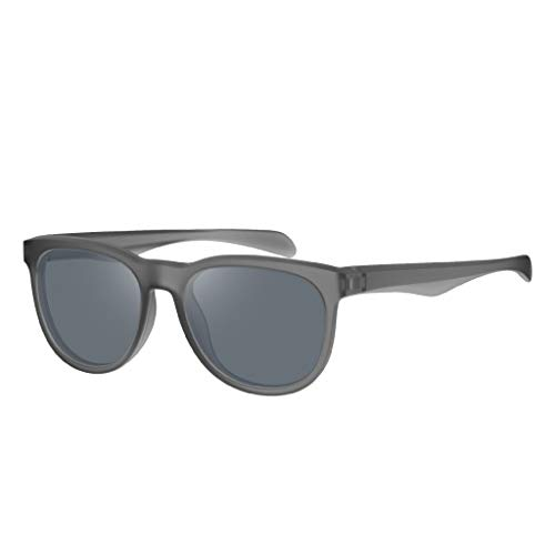 Avoalre Sonnenbrille Damen Herren Unisex Classic Retro Sunglasses, 2019 Trend 100% UV400-Schutz Sunglasses Ultra Leicht