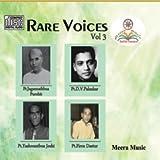 Rare Voice Hindustani Classical Vocal Vol -2