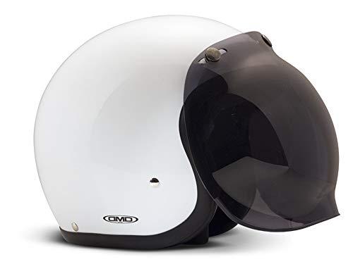 DMD Accessori per Casco Moto, Visiera, Bubble Fumé