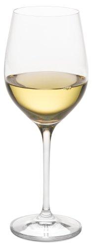 Ravenscroft Kristall Vintner 's Choice Chardonnay Grand Cru Stielglas, Set 4 Grand Cru Crystal